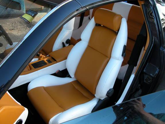 Prestige Upholstery Portfolio - Automotive
